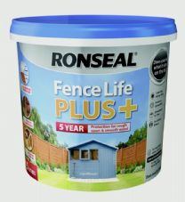Ronseal Fence Life Plus 5L - Cornflower